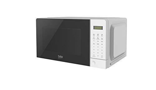 Beko Mikrowellenherd Moc201103W, 20 l, digital, Weiß