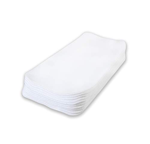Petit Lulu waschbare Trockenfleece Einlagen | StayDry Windelvlies (10 Stk)