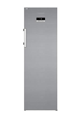 Grundig GFN 13840 XN Gefrierschrank/No Frost/Display mit Sensortasten/6 Gefrierschubladen/2...