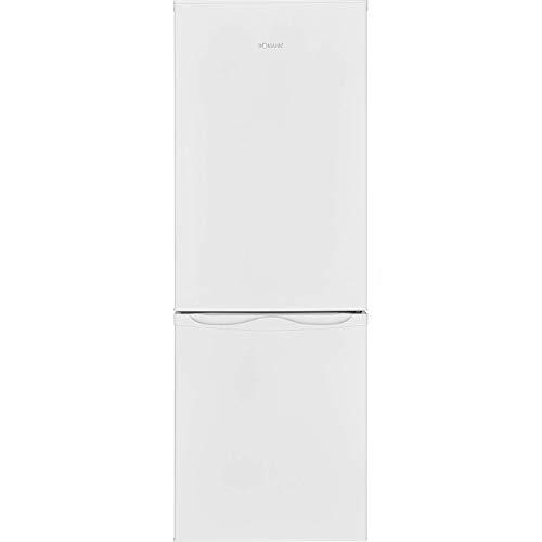 Bomann KG 320.1 Kühl-Gefrier-Kombination (Gefrierteil unten) / A++ / 143 cm / 160 kWh/Jahr / 122 L Kühlteil...