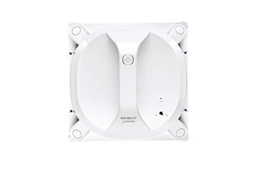 ECOVACS Robotics WINBOT X (Modellupgrade 2020) Fensterputzroboter - kabellos, flexibel und sicher, mit...