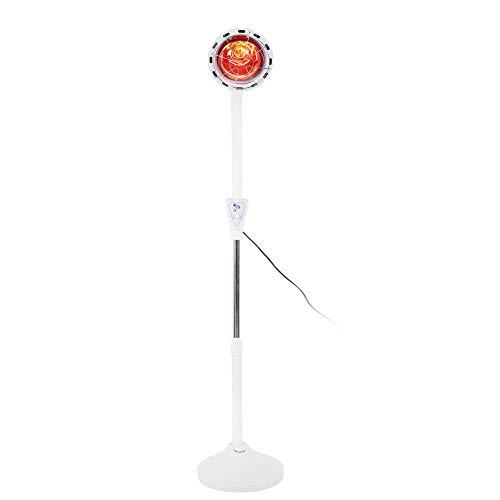 275W Infrarotlampe Wärmelampe, Strahler Bestrahlungslampe Rotlichtlampe Infrarotlichttherapie Wärmetherapie...