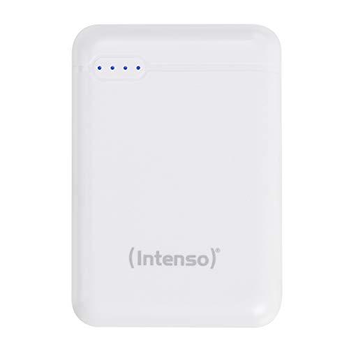 Intenso Powerbank XS 10000, externes Ladegerät (10000mAh, geeignet für Smartphone/Tablet PC/MP3...