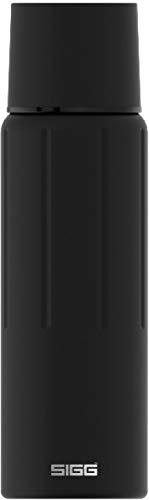 SIGG Gemstone IBT Obsidian Thermo Trinkflasche (1.1 L), schadstofffreie und isolierte Trinkflasche,...