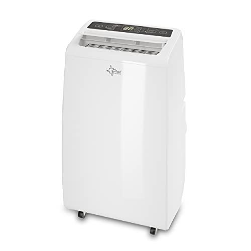 SUNTEC Mobiles lokales Klimagerät Advance 12.0 Eco R290   Klimaanlage für Räume bis 60 qm   Abluftschlauch...