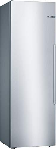 Bosch KSV36AI4P Serie 6 Freistehender Kühlschrank / A+++ / 186 cm / 75 kWh/Jahr / Inox-antifingerprint / 346...