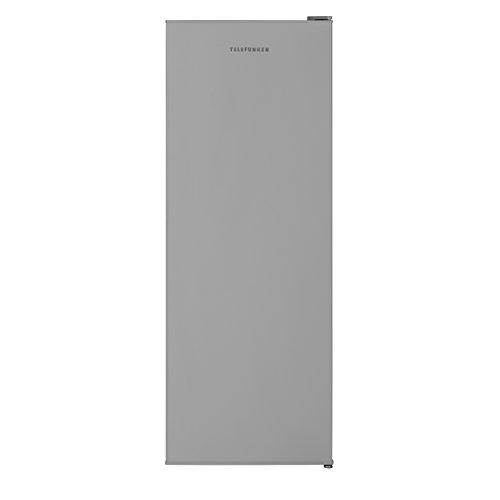 Telefunken KTFG15421FS2 Gefrierschrank/Tiefkühlschrank - Leise & effizient / 145,5 cm hoch - 188L...