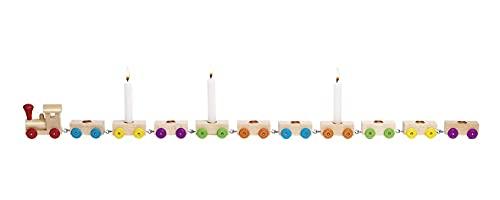 Toys Pure - Geburtstagszug - Art.Nr. 55.985 - 11 Teile
