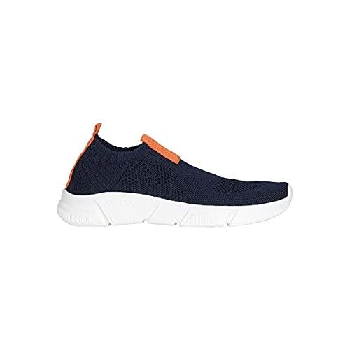 Geox J ARIL Boy A Sneaker, 38 EU