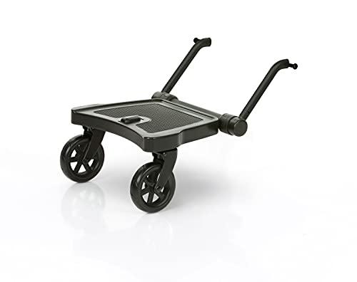 ABC Design 2019 Kiddie Ride On 2 Trittbrett Universal Kiddy Board black