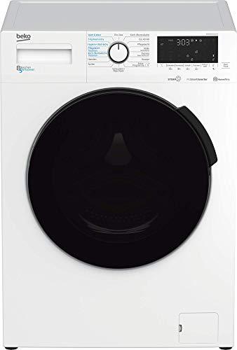 Beko WDW85141Steam1 Waschtrockner/ Touch-Display mit Startzeitvorwahl 0-24 h/ Wasserkondensation/ Bluetooth/...
