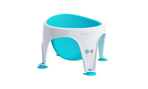 Angelcare Soft Touch Bad Sitz (Aqua) – Blau
