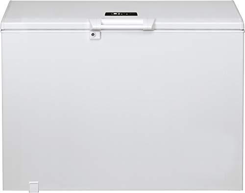 Bauknecht GTE 220 Gefriertruhe / 215 L / Space-Max/ Door Balance/ Supergefrierfunktion / Kindersicherung