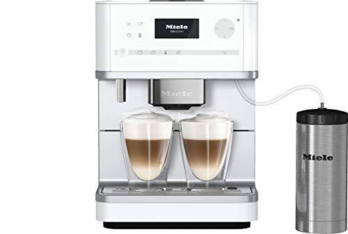 Miele CM 6350 Kaffeevollautomat (OneTouch- und OneTouch for Two-Zubereitung, vier Genießerprofile,...