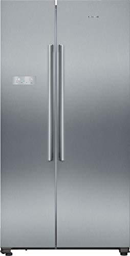 Siemens KA93NVIFP iQ300 amerikanischer Side-by-Side Kühl-Gefrier-Kombination / A++ / 363 kWh/Jahr / 560 l /...