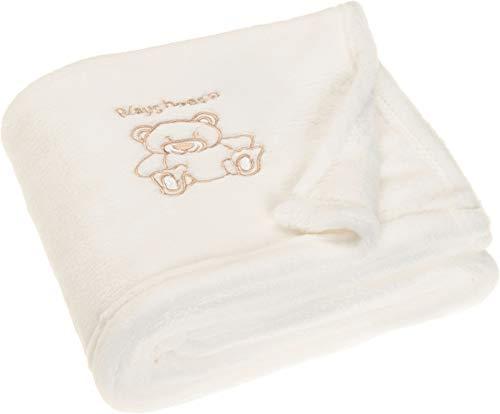 Playshoes Baby und Kinder Fleece-Decke, vielseitig nutzbare Kuscheldecke für Jungen und Mädchen, mit...