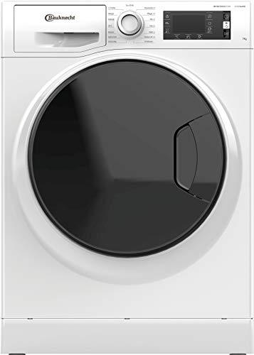 Bauknecht W Active 722 C Waschmaschine Frontlader/ 7 kg/kraftvolle Fleckenentfernung/Dampf Programme/Steam...