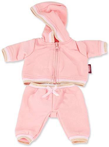 Götz 3403160 Babykombi Tracksuit Comfy in Style - Puppenbekleidung Gr. M - 2-teiliges Bekleidungs- und...