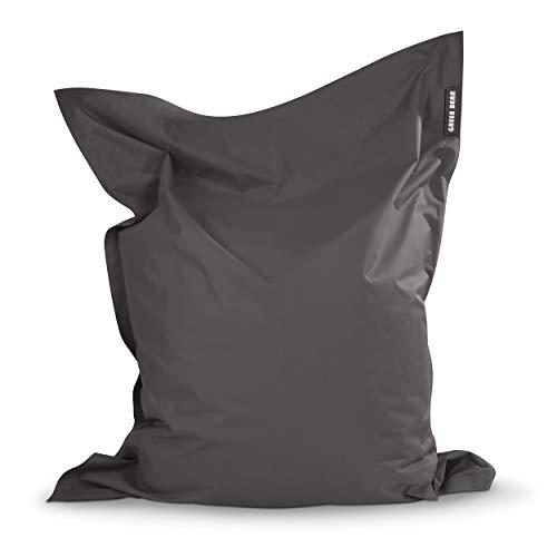 Green Bean © Square XL Riesensitzsack 120x160 cm - 270L - Indoor Outdoor - waschbar, doppelt vernäht -...