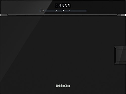 Miele DG 6001 GourmetStar Stand-Dampfgarer / Obsidian-schwarz