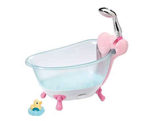 Zapf Creation 824610 BABY born Bath Badewanne mit Duschfunktion und Licht- und Soundeffekten, Puppenzubehör...