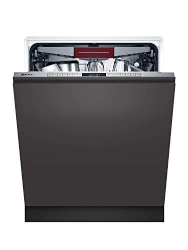 NEFF S155HCX29E Geschirrspüler vollintegriert N50 / 60 cm / Home Connect / Time Light / Chef 70° / 6...