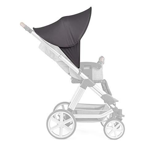 Zamboo Kinderwagen Sonnenschutz Universal - Baby Sonnenverdeck für Buggy & Sportwagen - XL Pop-Up Sonnendach...
