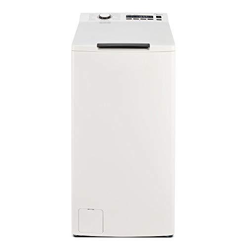 Midea Toplader Waschmaschine TW 7.83i di / 8 KG Fassungsvermögen / Energieeffizienzklasse A+++ / Inverter...