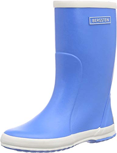 Bergstein BN RainbootC Unisex-Kinder Kurzschaft Gummistiefel, Blau (Cobalt),30 EU (11.5 UK)