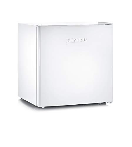 SEVERIN Gefrierbox mit 4 * Gefrierfach, Tischgefrierschrank mit Zwischenboden, Mini Tiefkühltruhe perfekt...