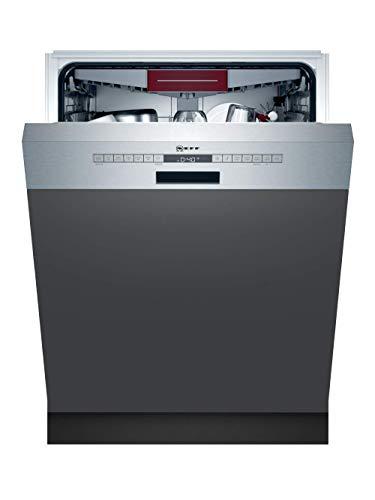 NEFF S245ECS11E XXL-Geschirrspüler teilintegriert N50 / 60 cm / Home Connect / Chef 70° / Favourite / 6...