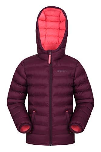 Mountain Warehouse Seasons Gepolsterte Jacke für Kinder, geeignet für alle Jahreszeiten - wasserdichte...