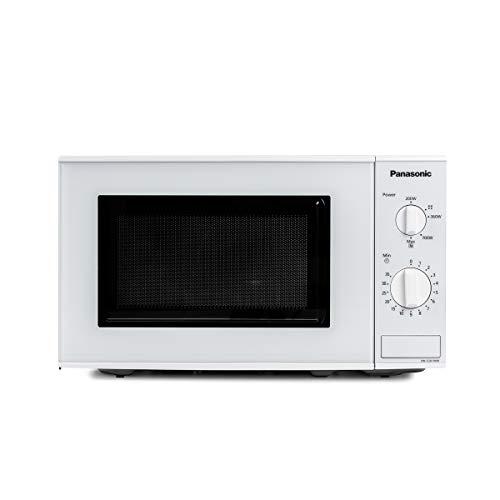 Panasonic NN-E201WMEPG Solo Mikrowelle (800 Watt, 20 Liter) weiß