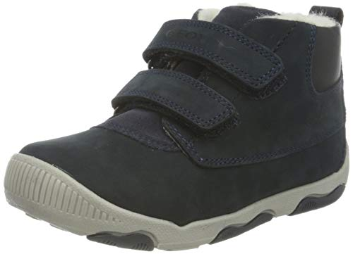 Geox Baby Jungen B New BALU' Boy B Ankle Boot, Navy, 19 EU