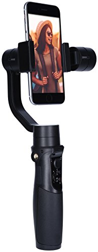 Rollei Steady Butler Mobile 2 Smartphone-Gimbal I Timelapse, Object-Tracking, Hochformat und Zoom Funktion I...