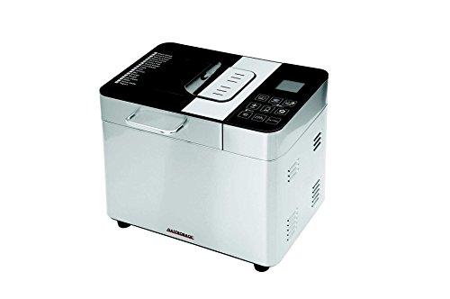 Gastroback 42823 Design Brotbackautomat Advanced, Edelstahl Brotbackmaschine 18 Programme, automatisches...