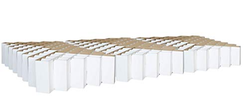 ROOM IN A BOX Familienbett (240 260 270 300 cm x 200 220 cm), Weiß: Nachhaltig, TÜV-geprüft,...