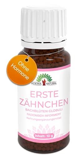 Adema Natural® ERSTE ZÄHNCHEN Globuli - Baby & Kinder - Zahn - Babys - Kinder - Kleinkinder - Globuli mit...
