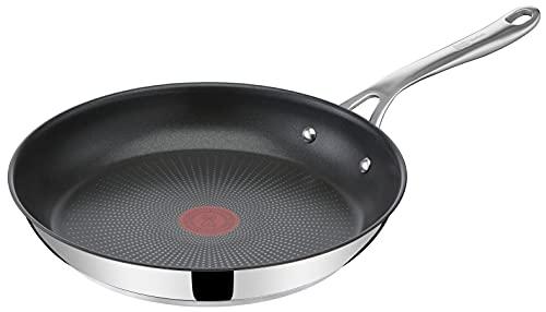 Tefal E30406 Cook's Direct Jamie Oliver Bratpfanne | 28 cm | induktionsgeeignet | spülmaschinenfest |...
