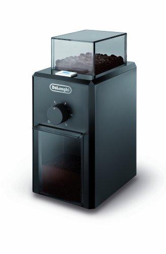DE'LONGHI, Kaffeemühle KG79, Schwarz