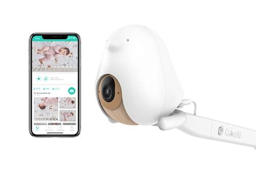 Cubo Ai Plus Smart Babyphone und 3-Ständer-Set | HD-Nachtsichtkamera mit intelligenten...
