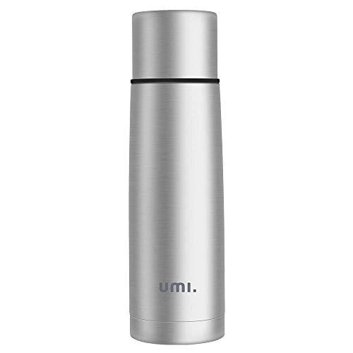 UMI. by Amazon - Thermoskanne, Vakuum Isolierflasche 500ml, aus 18/8 Edelstahl, BPA Frei,Leicht und Kompakt,...