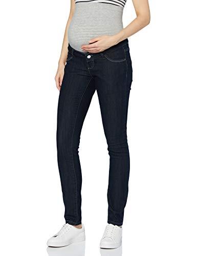 ESPRIT Maternity Damen Pants Denim OTB Straight Umstandsjeans