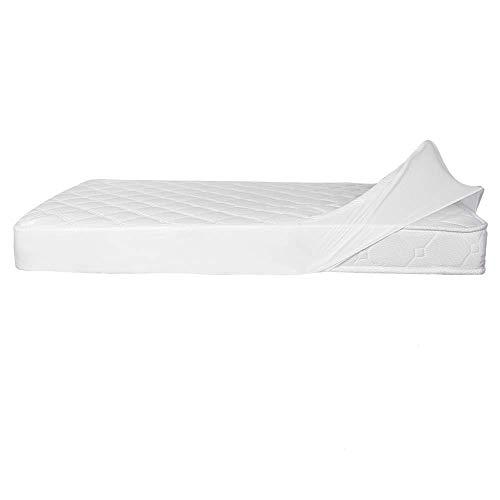 Matratzenschoner Wasserdichte Spannbettlaken 70x140 cm Spannbetttuch Atmungsaktiv Bettlaken Laken...