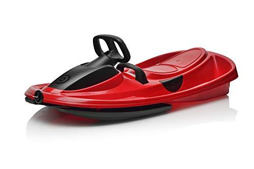 Gizmo Riders Lenkschlitten Steerable Sledges Stratos, Racing Red, 41104201