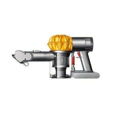Dyson V6 Top Dog beutel- & kabelloser Akkustaubsauger inkl. Mini-Elektrobürste, Extra hart Bürste, Kombi- &...