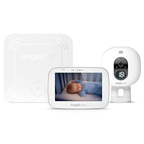 Angelcare Baby Monitor, 3-in-1