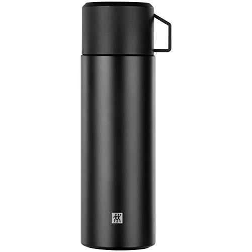 Zwilling Thermo Isolierflasche, Integrierte Tasse, Thermokanne, Doppelwandisolierung, 1 L, Höhe: 28, 1 cm,...