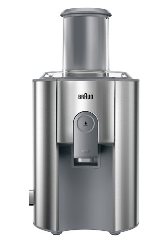 Braun J700 Multiquick 7 Entsafter | Hochleistungs-Entsafter-System | Großer Einfüllschacht (75 mm) |...
