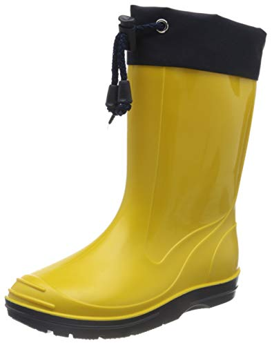 Beck Allrounder Gummistiefel, gelb, 38 EU